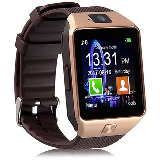 DZ09 Smartwatch Bluetooth Sweatproof Phone with Camera TF/SIM Card Slot for Android and Sony Smartphones for Girls  Boy