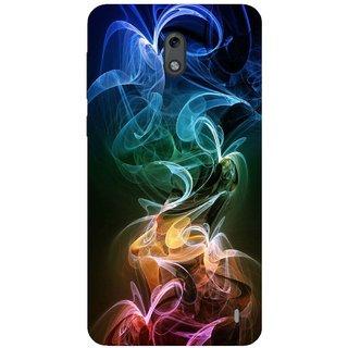 Back Cover for Nokia 2  (Multicolor,flexible,Case)