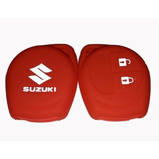 suzuki swift red Silicone key cover  1 pcs