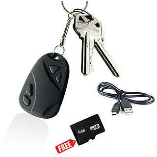 Spy Key Ring
