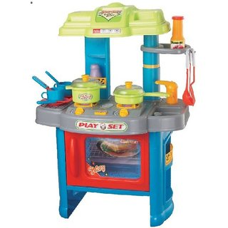 Shribossji Mama Mia Kitchen Play Set For Kids