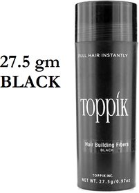 Toppik-kk Hair Building Fiber New Bottle 27.5Gm-black