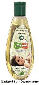 IMC Aloe Baby Massage Oil 100 ML