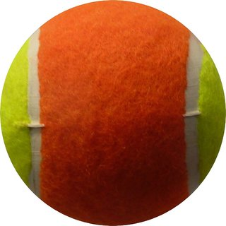 R-Max Multi Color Cricket Tennis Ball Pace Light ( Pack Of 6 )