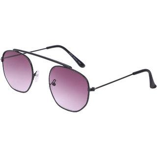 Ivonne Grey Round Sunglasses