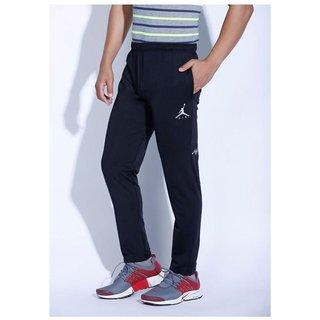 d5e10dccea53 Buy Nike Black Polyester Lycra Track Pants Online - Get 82% Off