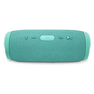 Crazeis Portable Charge Water Resistant Speaker with USB Port