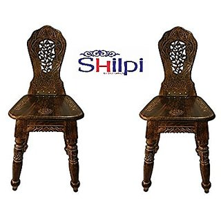 Shilpi Home Decor Folding Chair set of 2
