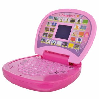 Shribossji Smart Education Laptop With Abc and Numbers For Kids