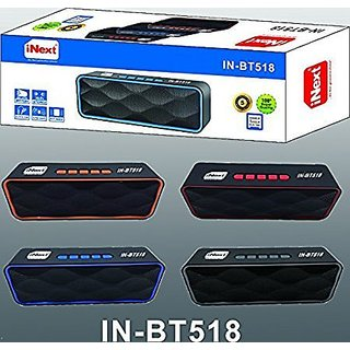 iNEXT BT Speaker In-Bt518 With FM Radio
