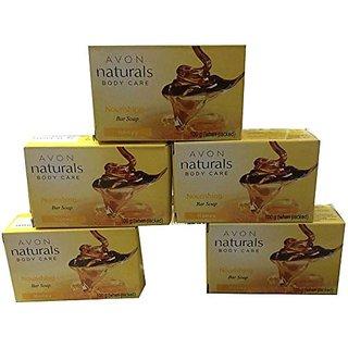 Naturals Nourishing Soap Restage 100g Set of 5