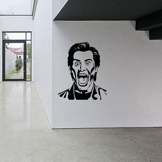 Jim Carrey Potrait Wall Decal