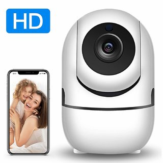 Royallite Wireless Security WiFi Camera,Camera for Home Security Surveillance Baby/Pet Monitor with PTZ Two Way Audio