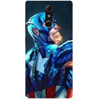 Back Cover for Xola Era 3X (Multicolor,flexible,Case)