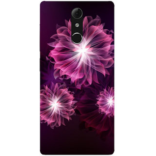 Back Cover for Xola Era 3X (Multicolor,flexible,Case)