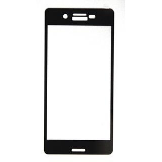 Tempered Glass for Sony Xperia X F5122  BLACK