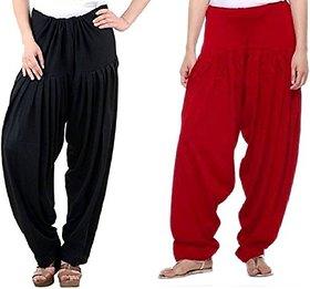 Woolen Patiala Salwar FOR WOMEN  (THERMAL WERE)