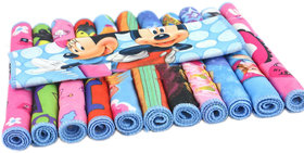 Home Delights pack of 12 cotton face towel
