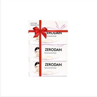 ETHIX Zerodan Soap 75gm (225g, Pack of 3)