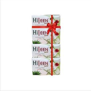 ETHIX Aloevera Saffron 100gm (Pack Of 4)