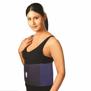 Medium Size 32-34 inches Abdominal Belt Binder for Spine muscles back Pain relief brand Mediexchange