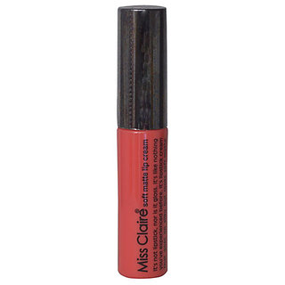 Miss Claire Soft Matte Lip Cream-46 Free 1 Lip Pencil