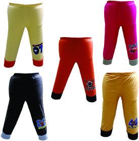 Om Shree Kids Pajama (Pack of 5)
