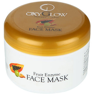 OxyGlow Cosmetics FRUIT ENZYME FACE MASK 500g