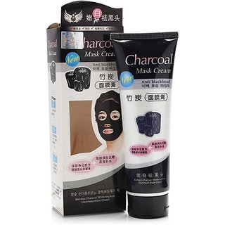Anti-Blackhead Charcoal Face Mask cream