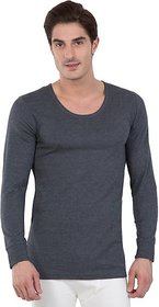 Kinni  Men's Thermals(Upper) Set of 2 Pc Color may vary