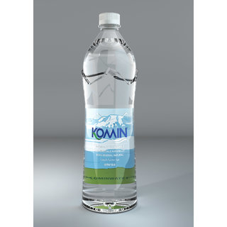 Komin Natural Mineral Water-1000ml (Pack of 12 Bottles)