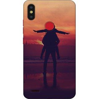 Lashley Back Cover for tecno camon i sky 2 (Multicolor, Dual Protection,  Flexible Case)