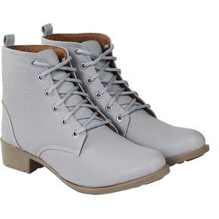 Catbird Women Grey Boots