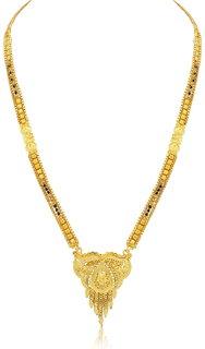Sukkhi Designer Gold Plated Mangalsutra for women
