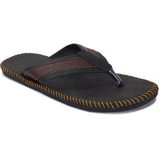 Metmo Men's Black slipper