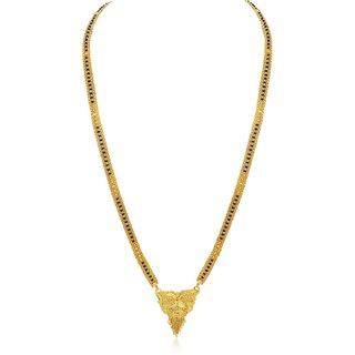 Sukkhi Elegant Gold Plated Mangalsutra for women
