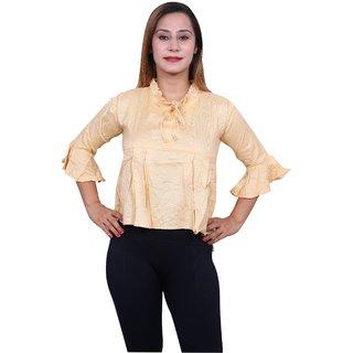 Future girl Women's Rayon Foan Top