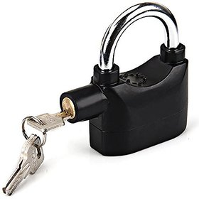 Electronic Alarm Padlock for Door/Bicycle/Motorbike