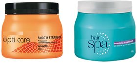 Hair spa mask 1+1 For Frizzy Hair