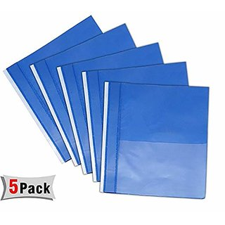 Click to open expanded view HELLOPERFECT File Folder for A4 Paper Report Cover Project Display Organizer File- Set of 5