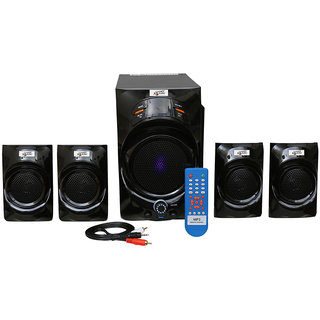 Barry John Home Theater 9900W PMPO with FM Bluetooth USB AUX and MMC 4.1 home theater