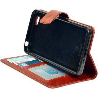 best service 9dd4a 93466 Techno Camon I Ace Mobile Flip Cover