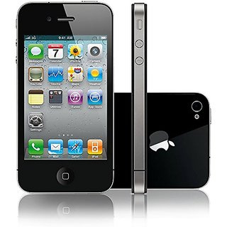 Refurbished Apple iPhone 4S 16 GB ( 1 Year Warranty Bazaar Warranty)