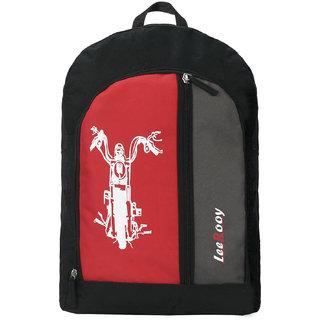 LeeRooy  Red Sling Bag Backpack For Men