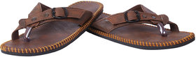 Metmo Men's Brown Slipper