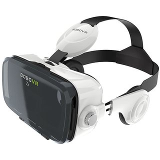 e3fe6165cbe Buy Tech Gear 3D VR Box Cardboard Helmet Virtual Reality VR Glasses Headset  Box for 4.5 - 6.0 Inch Smartphone Online - Get 50% Off