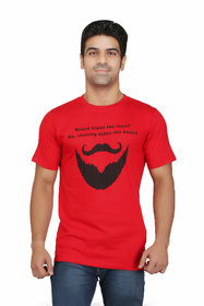 Robecult Round Neck Printed Tshirts For Men/Boys