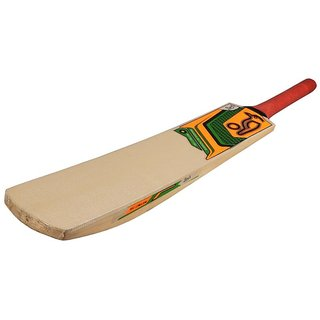 RetailWorld Kookaburra Sticker Popular Willow Cricket Bat Size4 For Age Group 9 to 11 Yrs (Pack Of 1 )