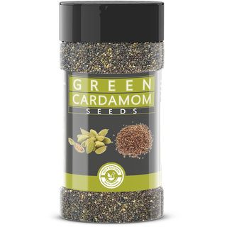 Green Cardamom Seeds - 100 GM by Holy Natural