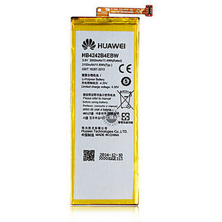 100 Percent Original Huawei Honor 6 Battery 3000mAh HB4242B4EBW Battery for Honor 6-4X for H60 L01 L02 L10 L11.